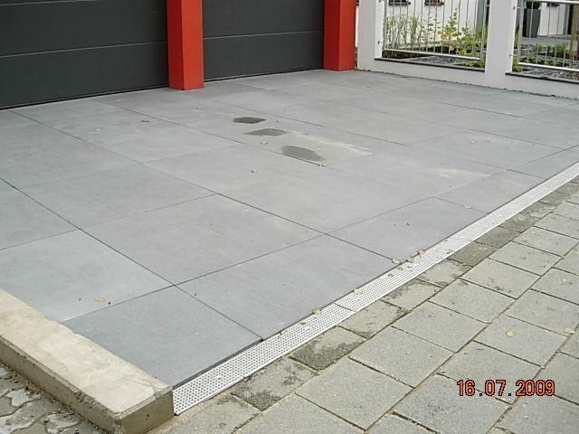 Favorit FRANKENGRÜN Grünanlagenbau einfach geile gärten... - betonplatten RL08