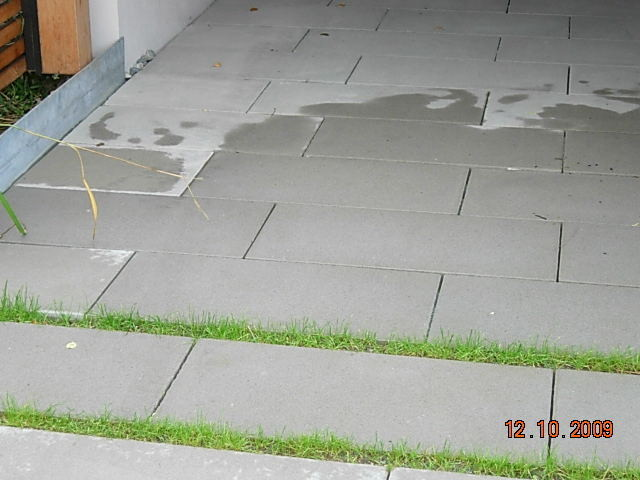 Turbo FRANKENGRÜN Grünanlagenbau einfach geile gärten... - betonplatten WM94