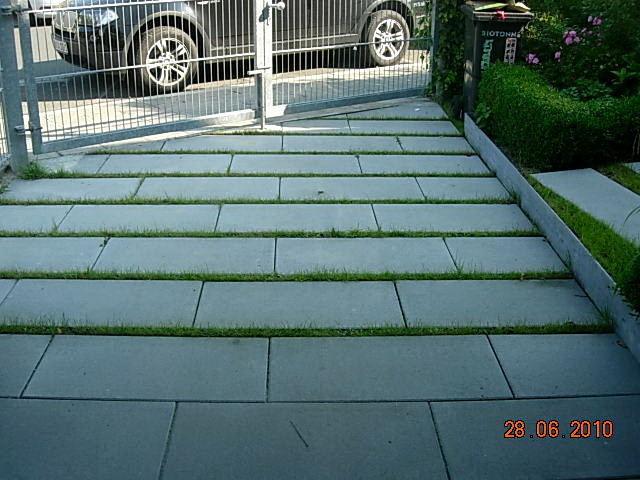 Top FRANKENGRÜN Grünanlagenbau einfach geile gärten... - betonplatten AJ67