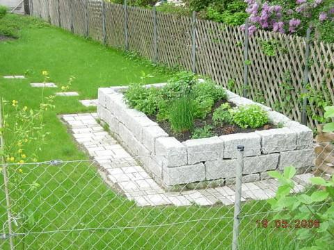 Frankengrun Grunanlagenbau Einfach Geile Garten Hochbeete